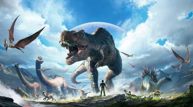 Ark Park - megvan, mikor indul a virtuális dinótúra bevezetőkép