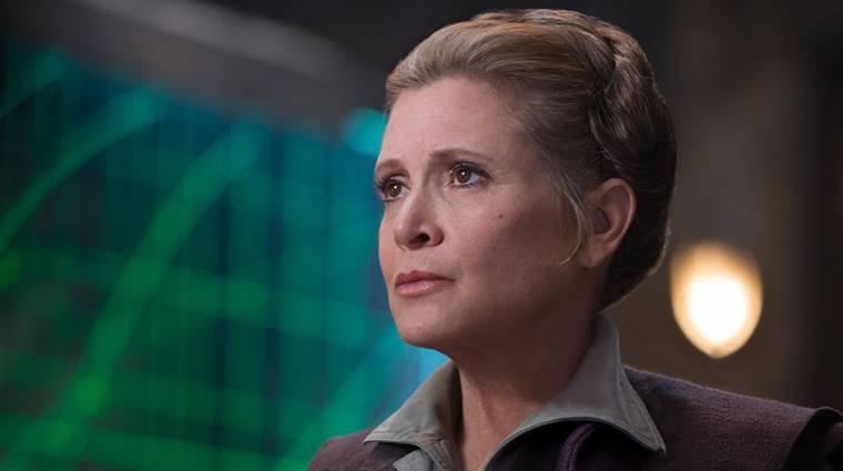 Carrie Fisher lett volna az utolsó jedi a hamarosan megjelenő Skywalker korában bevezetőkép