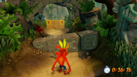 Crash Bandicoot N. Sane Trilogy PS4 kép