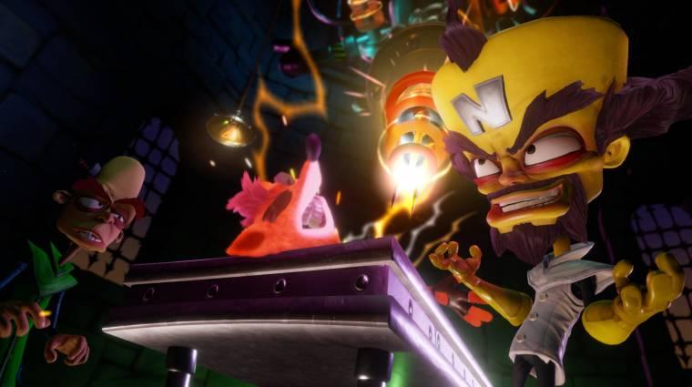Olyan jól fogy a Crash Bandicoot N. Sane Trilogy, hogy az Activision már a folytatáson gondolkodik bevezetőkép