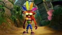 Crash Bandicoot N. Sane Trilogy - ennyit változott az évek során kép