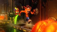 Crash Bandicoot N. Sane Trilogy - PC-n 60 fps-sel fogunk rohangálni kép