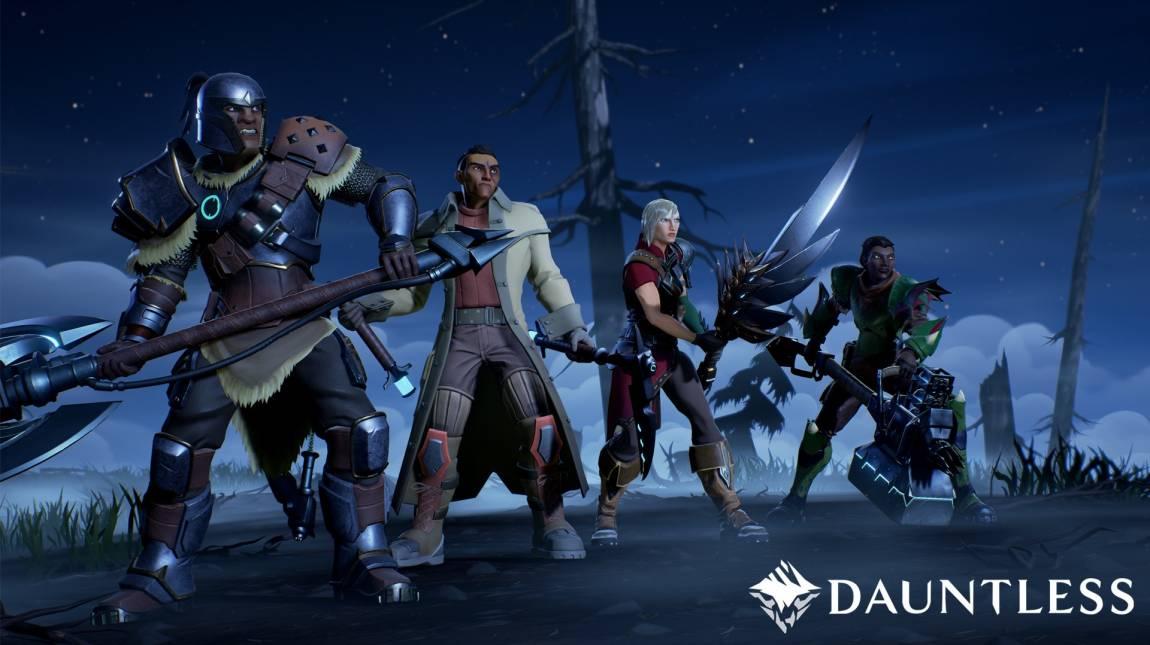 The Game Awards 2016 - bemutatkozott a Dauntless bevezetőkép