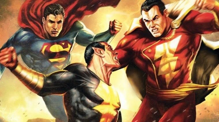 Superman benne lehet a Shazam! filmben kép