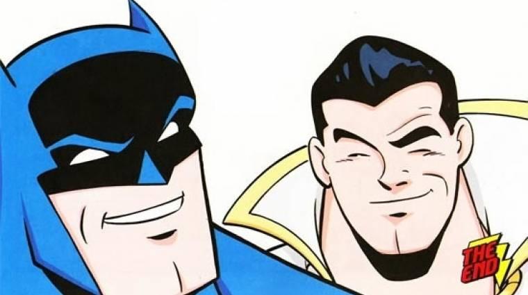 Batman felbukkanhat a Shazam filmben? kép