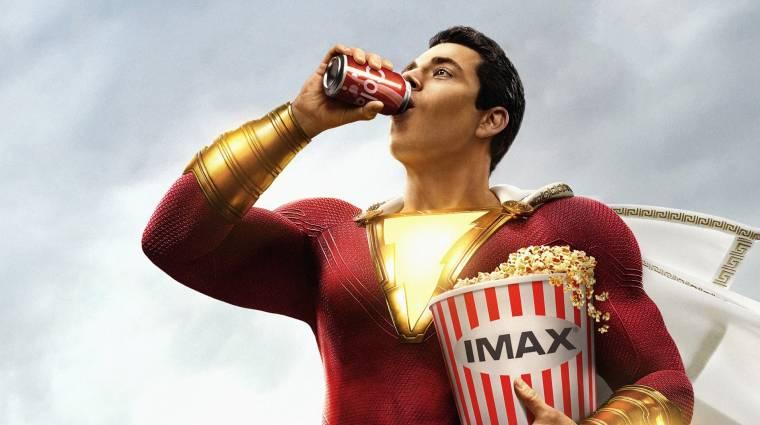 Megvan a Shazam 2 premierdátuma, nem sokkal a Black Adam mozi után érkezik bevezetőkép