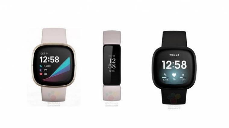 Három új okosórát mutatott be a Fitbit kép