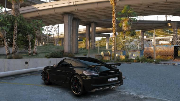 Grand Theft Auto V - lehetne még pumpálni a látványon? bevezetőkép