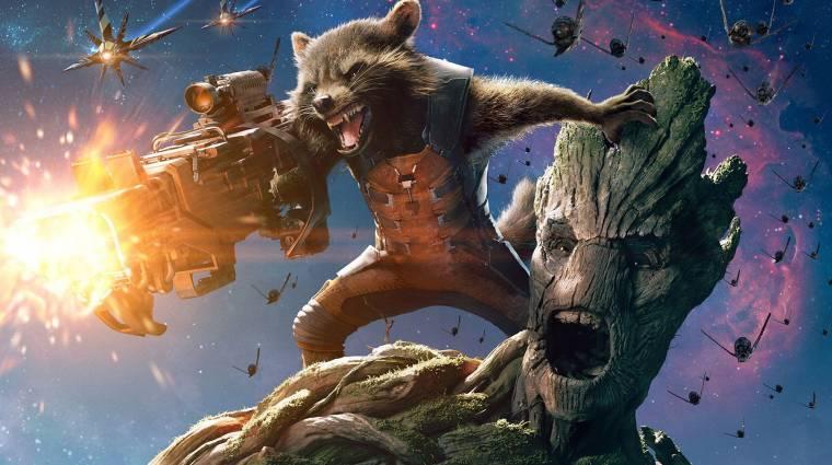 Pletyka: Saját sorozatot kaphat Mordály és Groot kép