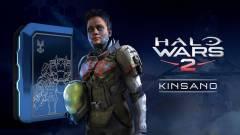 Halo Wars 2 - bemutatkozott Kinsano, az új parancsnok kép