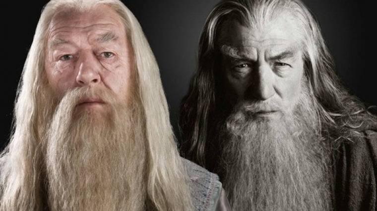 Ian McKellen elárulta miért nem vállalta Dumbledore szerepét kép