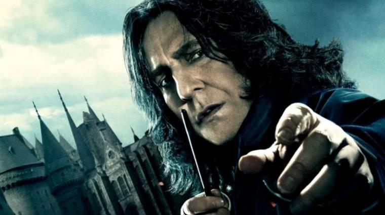 J.K. Rowling elnézést kért a kultikus karakter megöléséért kép