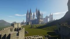 Egy teljes Harry Potter játékot készítettek a Minecrafton belül kép
