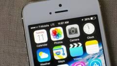 Karácsonykor tarolt az iPhone kép