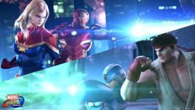 Marvel vs. Capcom Infinite kép