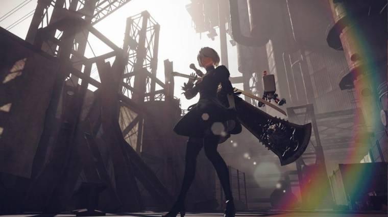Dark Souls 3 - az új moddal a NieR: Automata főszereplőjével játszhatunk bevezetőkép