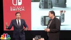 The Legend of Zelda: Breath of the Wild - Jimmy Fallon is kipróbálta kép