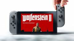Switchre is jön a Wolfenstein II és a Doom kép