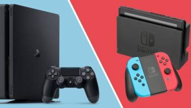 A Nintendo Switch hazai pályán nyomta le a PlayStation 4-et