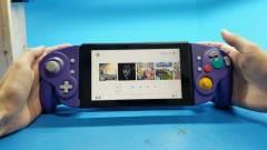 GameCube Joy-Conokat készített egy tehetséges modder kép