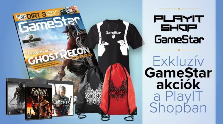 Akciós dobozos játékok, GameStar előfizetés és relikviák várnak a győri Xbox One PlayIT Show-n! bevezetőkép