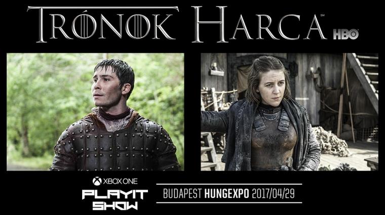 Találkozz a Trónok harca színészeivel és maradj a PlayIT Plus esti programjaira is bevezetőkép
