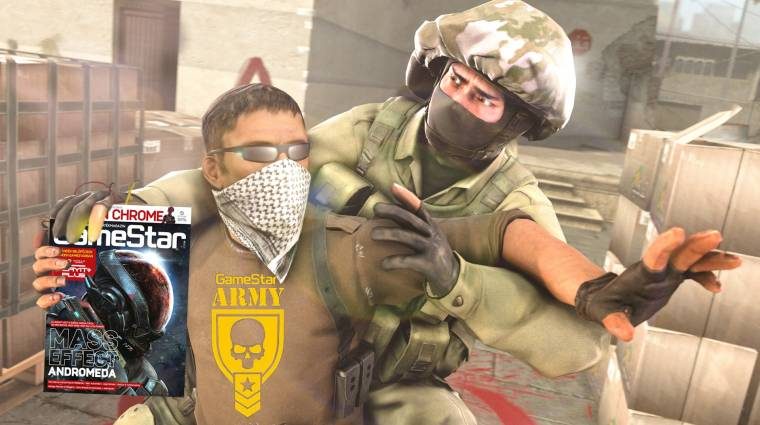 Rengeteg akcióval és még több ajándékkal vár a GameStar Army az Xbox One PlayIT Show-n! bevezetőkép