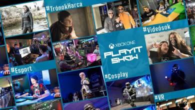 Ennyi minden vár rád a szombati Xbox One PlayIT Show-n!