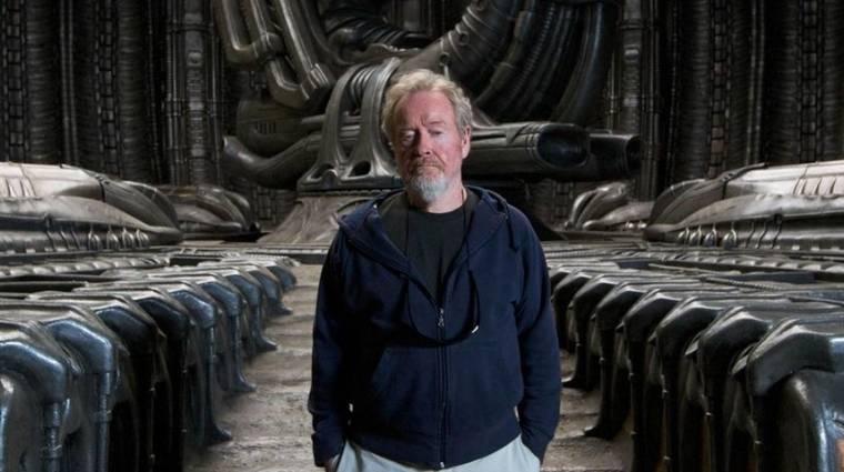 Ridley Scott szerint kezd kifulladni az Alien-franchise bevezetőkép