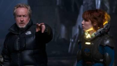 Ridley Scott továbbra sem mondott le az Alien-filmekről kép