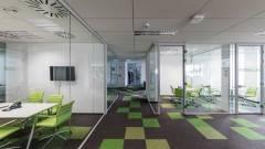 Budapest legzöldebb irodaháza kép