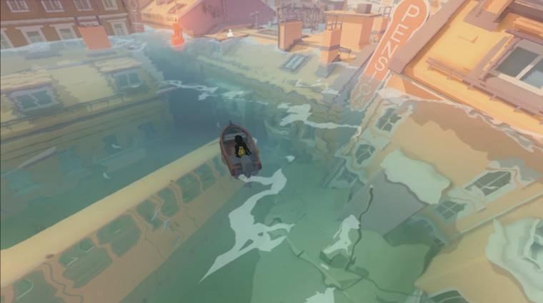 EA Play 2018 - gyönyörű indie cím lesz a Sea of Solitude bevezetőkép