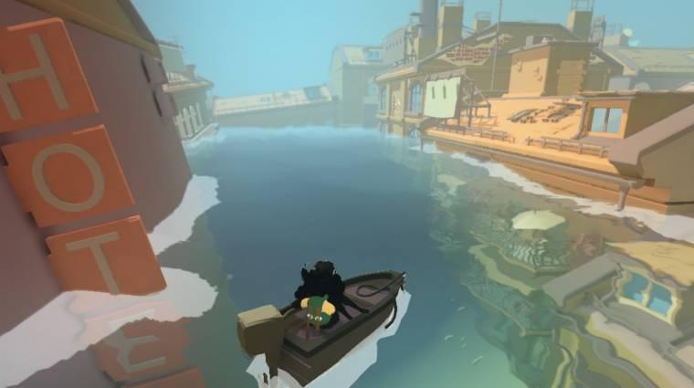 Sea of Solitude - itt az EA által támogatott indie játék megjelenési dátuma bevezetőkép