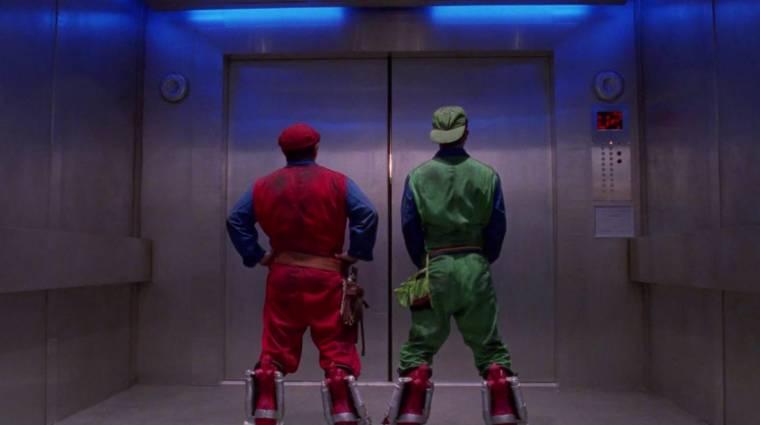 Előkerült néhány kivágott jelenet a Super Mario Bros. filmből bevezetőkép