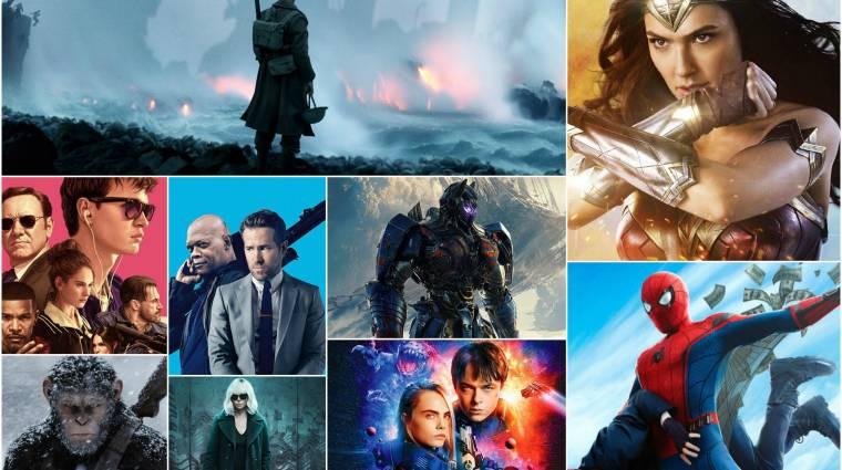Szavazz: szerinted melyik volt a legjobb nyári film? kép