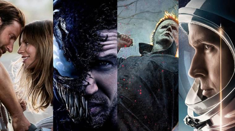 Szavazz: melyik volt a legjobb októberi film? kép