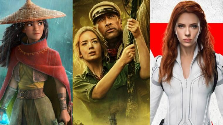 Szavazz: melyik volt a legjobb film 2021 júliusában? kép
