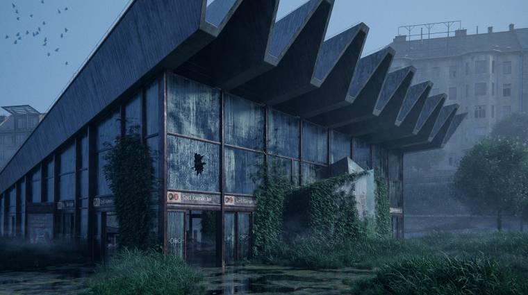 A Széll Kálmán tér is tökéletes helyszín lenne egy The Last of Us folytatásnak bevezetőkép