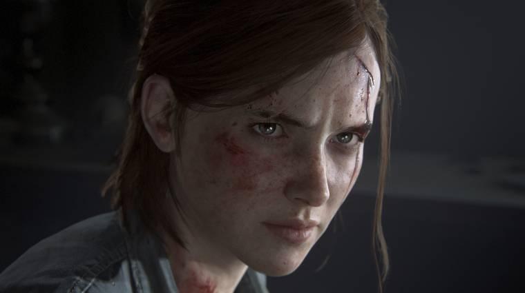 The Last of Us Part II - ilyen Ellie tetoválása bevezetőkép