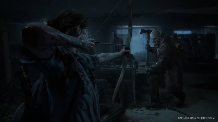 The Last of Us Part II - lassan lezárul a fejlesztés bevezetőkép