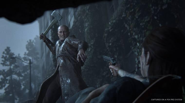 Az Eidos Montreal fejese szerint kamu a The Last of Us II animációja bevezetőkép