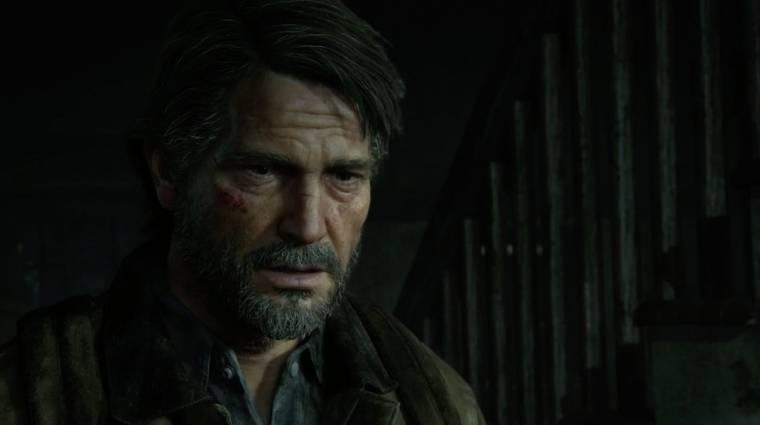 The Last of Us Part II - Joel a második részben is fontos szerepet tölt be bevezetőkép