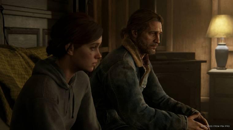 A The Last of Us Part II egyik színésznője gyomorforgató halálos fenyegetéseket kapott bevezetőkép