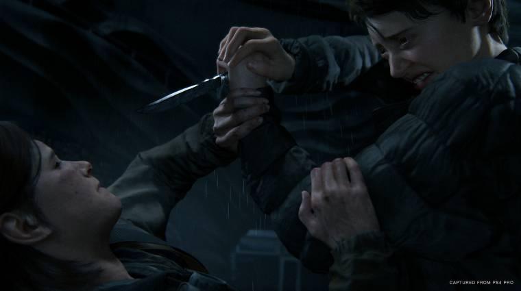 A The Last of Us Part II gond nélkül fog futni PlayStation 5-ön bevezetőkép