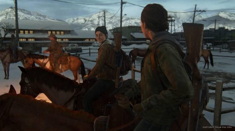 A The Last of Us Part II írói a kivágott jelenetekről meséltek, más irányt is vehetett volna a játék bevezetőkép