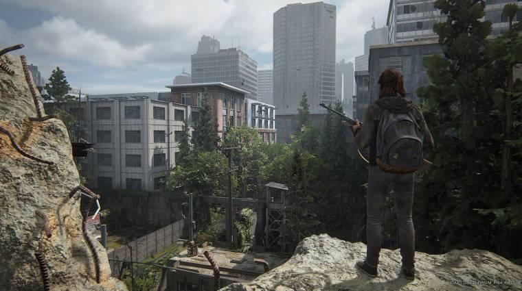 Megtudtuk, hogy lesz-e The Last of Us Part II DLC bevezetőkép