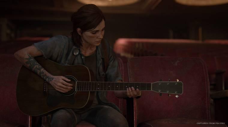 Nézd meg ezt a videót, ha tudni akarod, milyen a The Last of Us Part II bevezetőkép