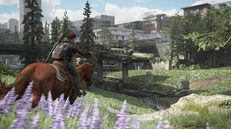 A The Last of Us Part II valószínűleg nem kap olyan sztori DLC-t, mint elődje bevezetőkép