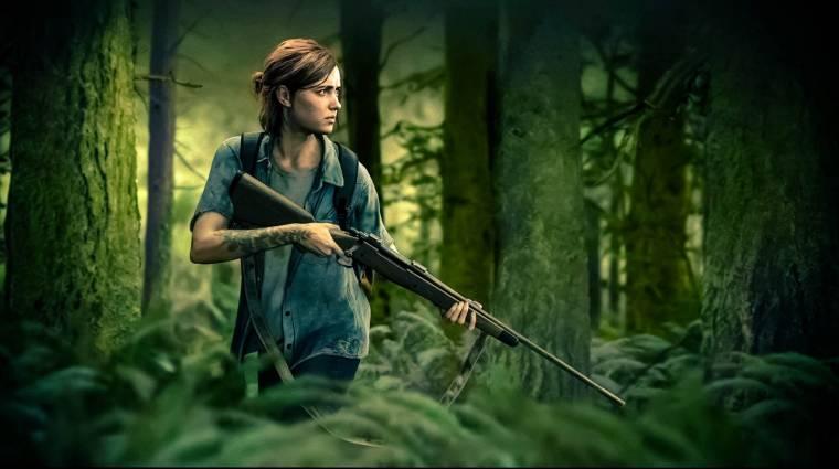 Livestreamben estünk neki a The Last of Us Part II-nak bevezetőkép