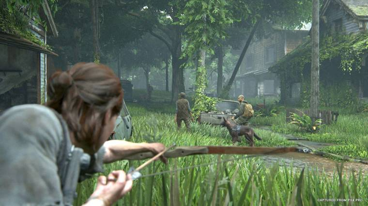 Ennyi volt, a The Last of Us Part II átvette a The Witcher 3 helyét a játékvilág csúcsán bevezetőkép